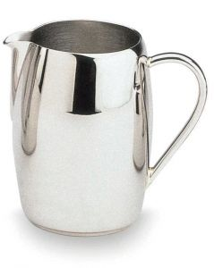 Bellux Stainless Steel Double Wall Milk Jug 5oz / 14cl