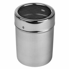 Stainless Steel Mesh Top Sifter 10oz / 300ml