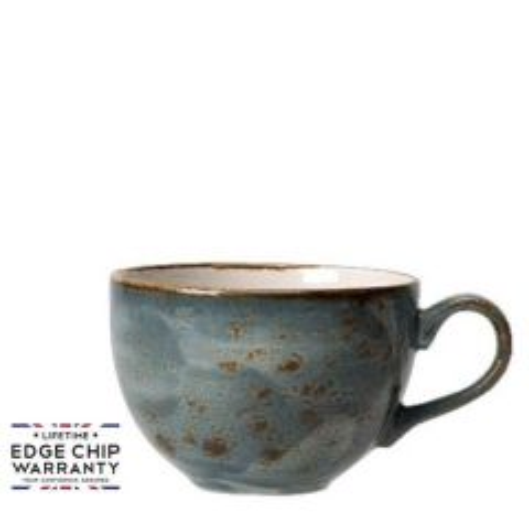 Steelite Craft Blue Low Cup 12oz / 34cl
