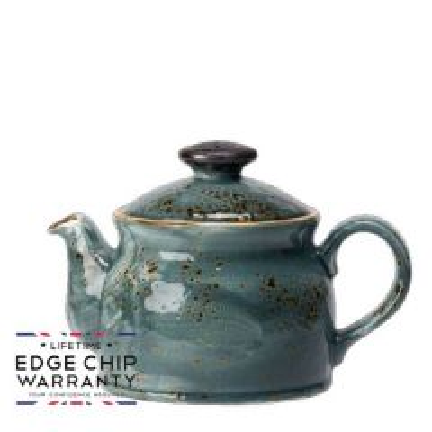 Steelite Craft Blue Club Teapot 15oz / 42.5cl