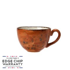 Steelite Craft Terracotta Low Cup 3oz / 8.5cl