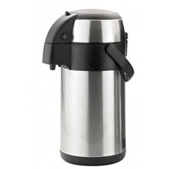 Insulated Stainless Steel Airpot 8.75 Pint / 5Ltr