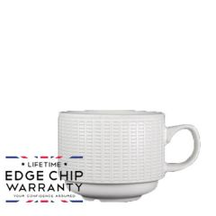 Steelite Willow Stacking Cup 7.5oz / 21.25cl