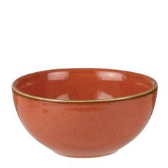 Churchill Stonecast Spiced Orange Soup Bowl 16oz / 47cl
