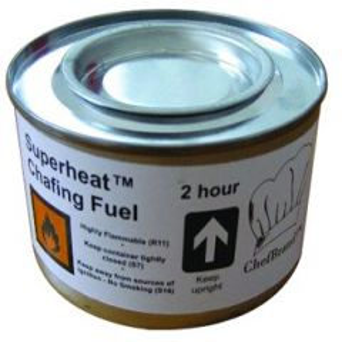 High Heat Chafing Fuel 2 Hour Burn