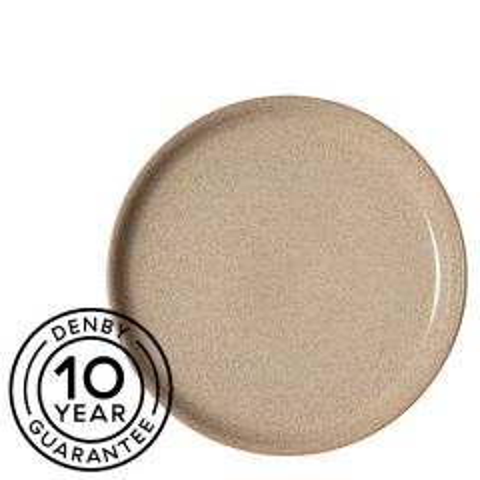 "Denby Studio Craft Birch Medium Coupe Plate 8.25"" / 21cm"