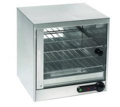 Parry MODular Square Pie Cabinet Electric Heated 400x440x330mm