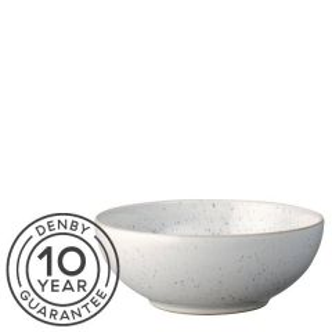 """Denby Studio Blue Chalk Cereal Bowl 6.7"""" / 17cm"""