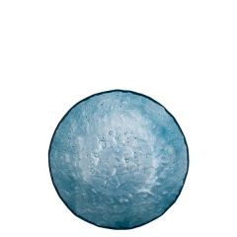 "Steelite Ceres Azure Blue Glass Bowl 6.75"" / 17cm"