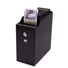 Under Counter Point of Sale Cash Safe 500 Notes H275 x W120 x D245mm