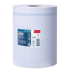 Tork M4 Reflex Extra Long Wiping Paper Roll 1ply 270m