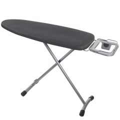 Emberton Rothwell Ironing Board with Rest, Closed Size of 128x34x7cm