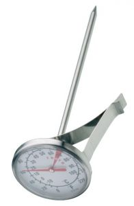 Frothing Probe Thermometer