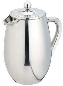 LeXpress Stainless Steel Insulated Cafetiere 3 Cup