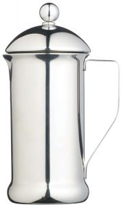 LeXpress Stainless Steel Cafetiere 8 Cup