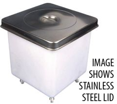"""Caterbin Stainless Steel Lid 18"""" / 46cm"""