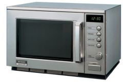 Sharp Microwave 1900 Watt Heavy Duty Manual Control