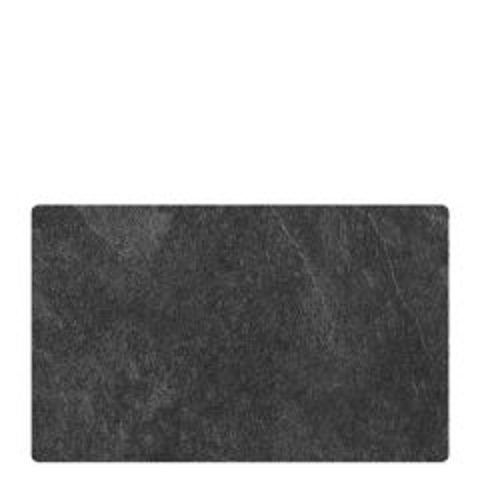 "Roltex Polyester Core S-Plank Serving Platter Slate Effect 21x13"" / 53x32.5cm"