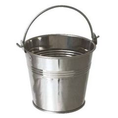 Stainless Steel Serving Bucket 12x11cm 28.8oz/80cl
