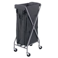 Numatic VersaCare Servo-X Laundry Trolley with 100L Laundry Bag 390x460x960mm