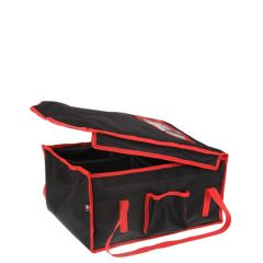Heated Delivery Takeaway Cater Bag (12 x 20x25cm Boxes) 40x50x21cm