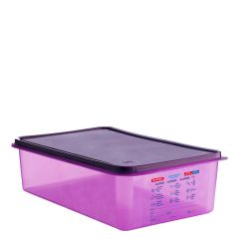 Purple Allergen 1/1 Gastronorm 150mm