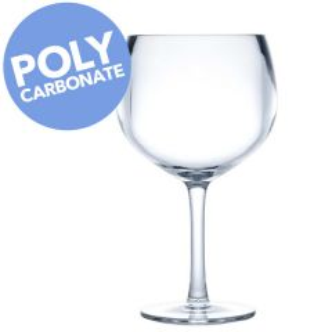 Strahl Polycarbonate Design + Contemporary Gin Glass 18.5oz / 53cl