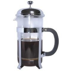 Cafe Ole Cafetiere Chrome 12 Cup