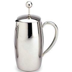 Bellux Double Walled Mirror Finish  Cafetiere 3 Cup