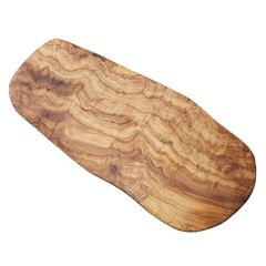 """Olive Wood Board without Handle 15.75"""" / 40cm"""