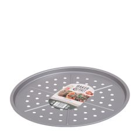 Perfortated Non-Stick Pizza Tray 30cm