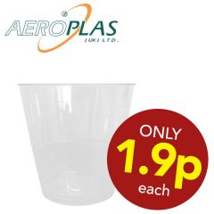 **Special Purchase** Aeroplas Disposable Plastic Airline Tumbler 8oz / 22cl