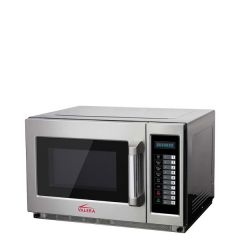 Valera High Capacity Commercial Electronic Microwave 1800w 574 x 528 x 367mm