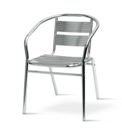 Stacking Aluminium Chair