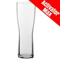 Toughened Aspen Pint Beer Glass Activator Max CE 20oz / 57cl
