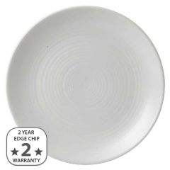 """Dudson Evo Pearl Coupe Plate 11.625"""" / 29.5cm"""
