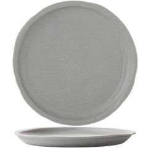 "Revol No.W Recyclay Matt Grey Plate 11.25"" / 28.5cm"