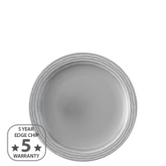 "Dudson Harvest Norse Grey Narrow Rim Plate 7"" / 18cm"