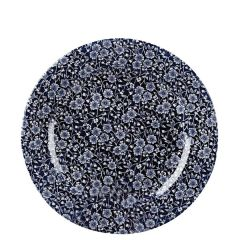 """Churchill Vintage Prints Willow Victorian Calico Plate 10.875"""" / 27.6cm"""