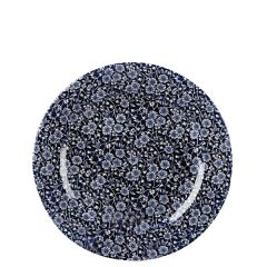 """Churchill Vintage Prints Willow Victorian Calico Plate 8.25"""" / 21cm"""