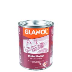 Glanol Metal Cleaner Tin 1Ltr