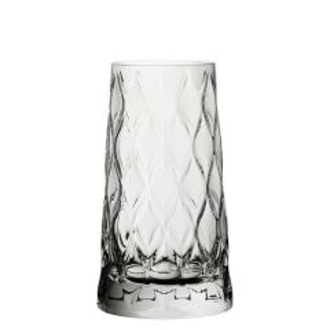 Leafy Long Drink Glass 15.75oz / 45cl