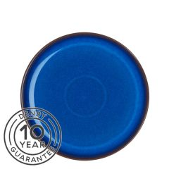 "Denby Imperial Blue Coupe Dinner Plate 10.2"" / 26cm"