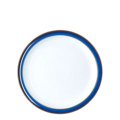 "Denby Imperial Blue Medium Plate 8.6"" / 22cm"