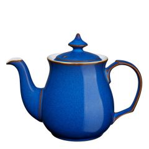 Denby Imperial Blue Teapot 1Ltr