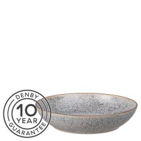"Denby Studio Grey Pasta Bowl 8.6"" / 22cm"