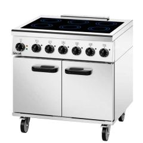 Lincat Phoenix 6 Zone Induction Oven 17.1kW [3 Phase] 900x817x923mm