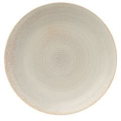 """Royal Crown Derby Eco Stone Coupe Plate 12"""" / 30cm"""