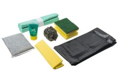 Cleaning Welcome Pack for Self Catering Holiday Rentals