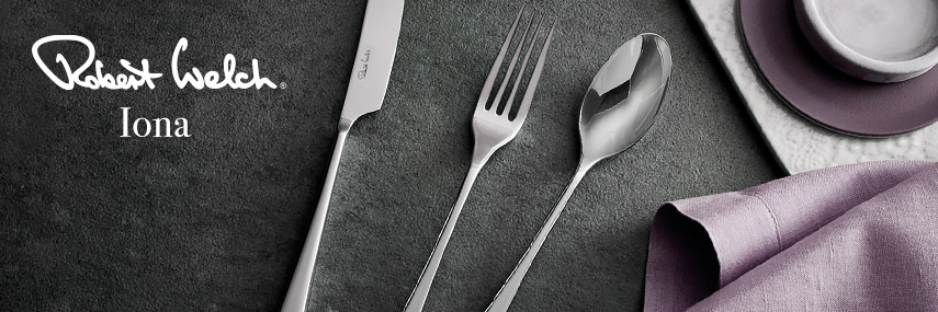 Robert Welch Iona Premium Cutlery from Stephensons Catering Suppliers